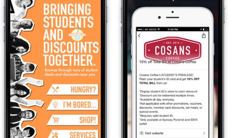 AisKosong, Aplikasi Buat Pelajar IPT Mencari Kedai Makan Murah