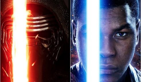 Demam Star Wars Kini Melanda laman Facebook!