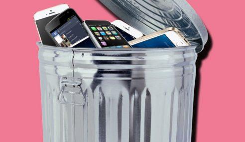 'Smartphone' Dijangka Mati Dalam Tempoh Lima Tahun?