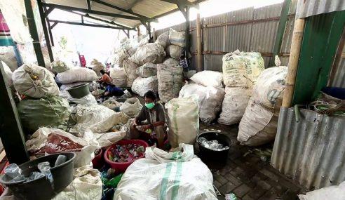 Sampah Kitar Semula Jadi Insurans Kesihatan