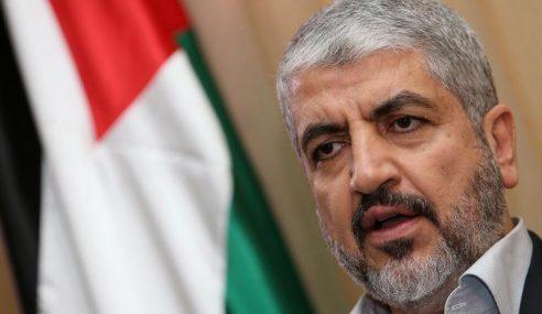 Hamas Palestin Tidak Pernah Iktiraf Ekstremis Daesh