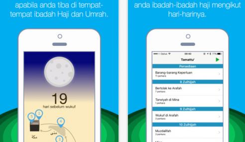 Manasik, Aplikasi Tawarkan Panduan Umrah Dah Haji