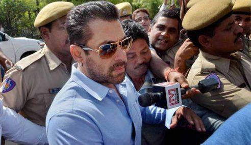 Salman Khan Bebas Hukuman Penjara Kes Langgar Lari