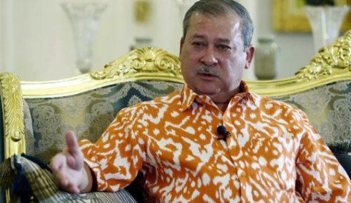 Sultan Johor Beri Dana RM50 Juta Kepada JDT