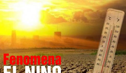 El Nino Teruk Melanda Tapi Tiada Kaitan Pemanasan Global