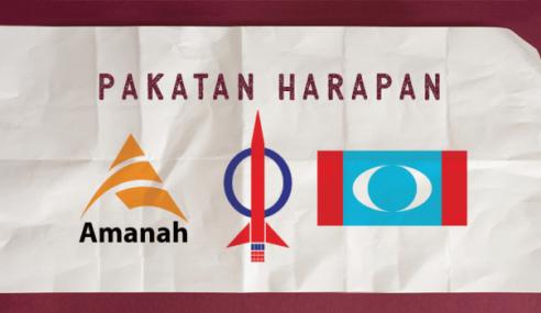 Pekeliling PAS Larang Ahli Bantu DAP, PAN!