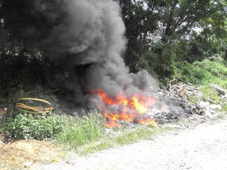 JAS Terengganu Arah PBT Pantau Pembakaran Terbuka