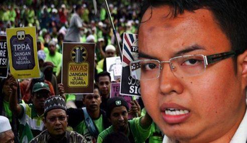 TPPA: Penyokong Pakatan Rancang 'Kepung' Parlimen