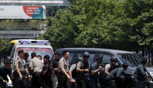 Polis Sahkan Tembak Mati Empat Suspek Di Sarinah