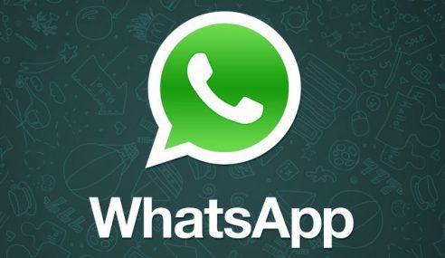 Whatsapp Kini Percuma! Tiada Lagi Langganan Tahunan