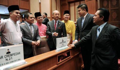 Majlis Angkat Sumpah MB Kedah Baharu Jumaat Ini?