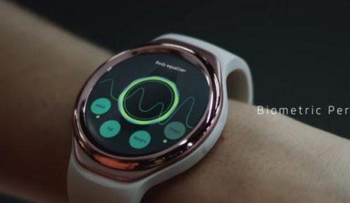 Peranti Terbaru Dari Samsung Tertiris, Rekaan Seumpama Gear S2