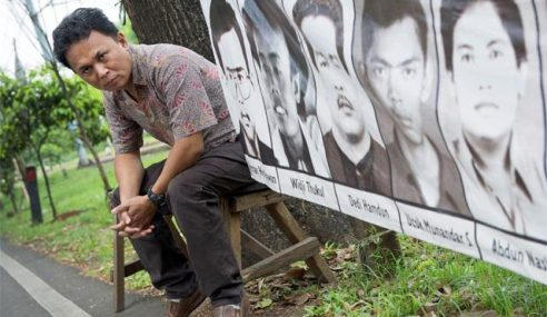 BERSIH 2.0 Berang 'Tokoh' Aktivis Jalanan Indonesia Dihalau Balik