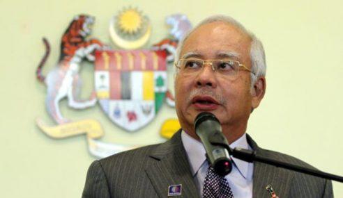 Najib Pengerusikan Mesyuarat Majlis Keselamatan Negara