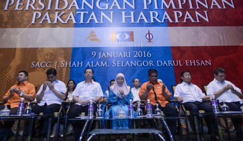 Pakatan Mahu Serah Negara Kepada Bukan Melayu?