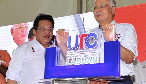 UTC Model Realisasi Slogan 1Malaysia – Najib
