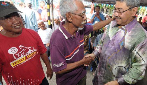 Bashah Tekad BN Kedah Menang 2/3 Kerusi Pada PRU14