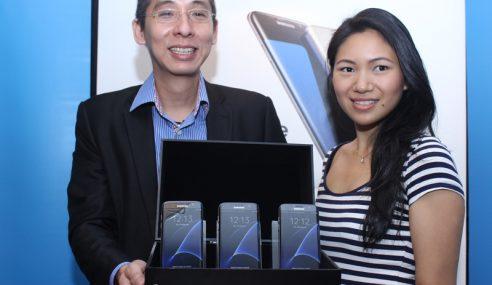 Samsung Galaxy S7 Edge Di Pasaran Malaysia Mulai 18 Mac