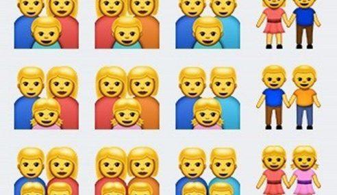 Indonesia Arahkan WhatsApp Buang Emoticon Berunsur LGBT