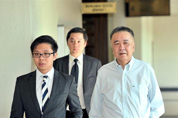 Saham: Repco Low Dihukum Penjara 5 Tahun, Denda RM5 Juta