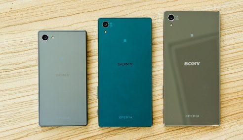 Selamat Tinggal Xperia Z6, Sony Tamatkan Keluaran Xperia Z