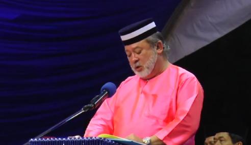 """""""Cermin Dahulu Muka Sebelum Nasihat"""" – Sultan Johor"""
