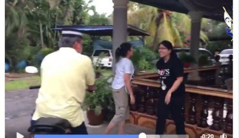 Video: Gadis Jerit Panggil Mak, Terkejut Sultan Datang Rumah