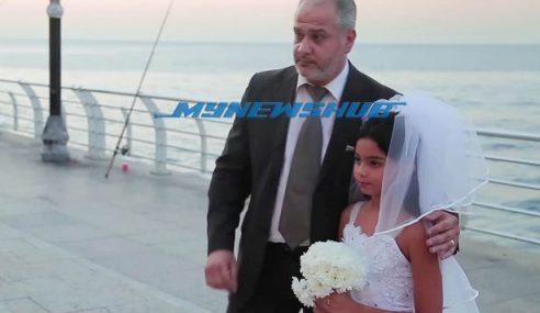 Budak 12 Tahun Kahwin Lelaki Tua Kejutkan Ramai