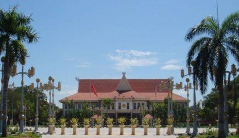 20 Adun BN Kedah Menghadap Jemaah Pemangku Sultan Kedah