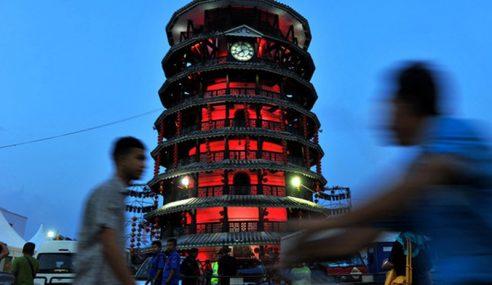 Menara Condong Teluk Intan Terus Jadi Tumpuan
