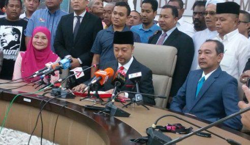 Mukhriz Mahathir Letak Jawatan MB Kedah