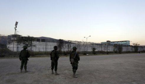Akuarium, Sauna, Bar Dalam Sel Mewah Penjara Mexico