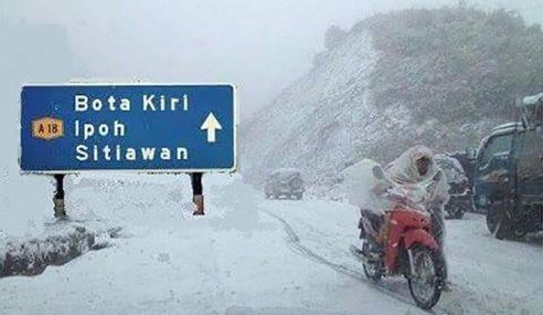Perak, Kelantan Bakal Alami Cuaca Sejuk Macam London?