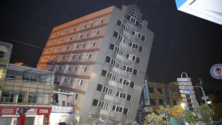 Najib Ucap Takziah Kepada Keluarga Mangsa Gempa Bumi