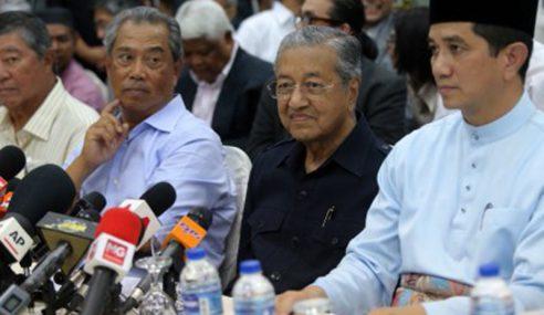 Tun M Akui UMNO Perosak Negara, Kata Pakatan Harapan