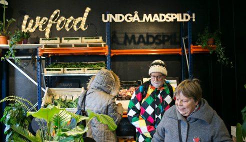 Kedai Jual Makanan Tamat Tarikh Luput Dapat Sambutan Hangat
