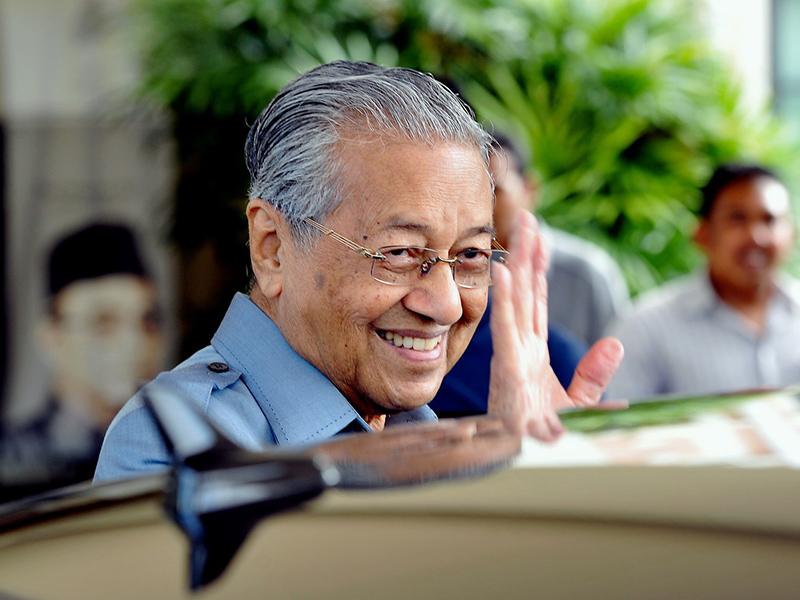 Mahathir Ambil Langkah Tepat Tinggalkan Umno, Kata Salleh