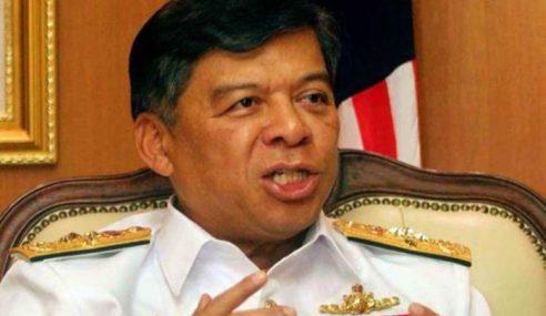 TLDM Pertingkat Penghantaran Aset Ke Perairan Pantai Barat Sabah