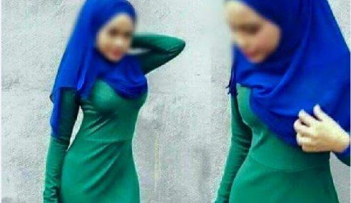 Awas! Jubah Muslimah Hakikatnya Telanjang