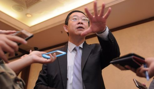 Lim Sekali Lagi Undang Shabudin 'Minum Kopi' Esok