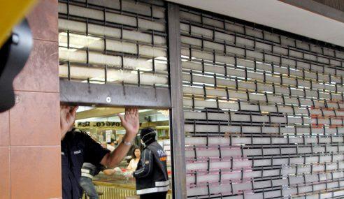 Lima Penyamun Larikan Barang Kemas RM750,000 Di Ipoh
