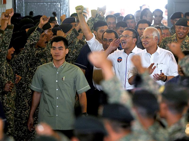 BN Sarawak Senada Pastikan Negeri Terus Maju