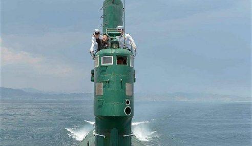 Kapal Selam Korea Utara Hilang