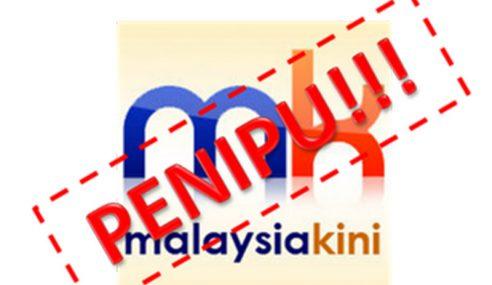 Selepas TMI, Malaysiakini Juga Mungkin Ditutup?