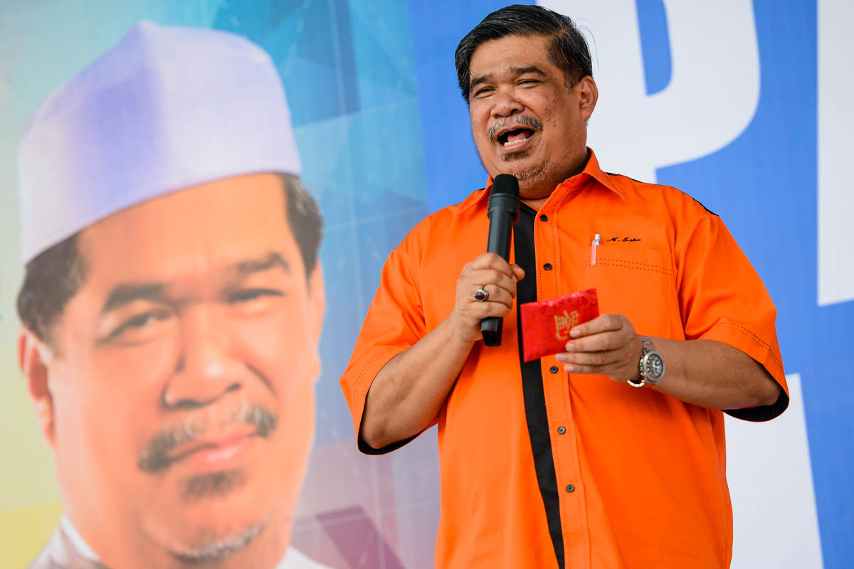 Netizen Kecam Mat Sabu Minta Rakyat Derma RM10 Seorang