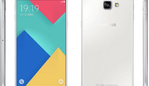 Samsung Galaxy A9 Dengan Skrin 6-inci, Kemaskini 2016
