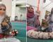 Majlis Nikah Diserikan Dengan Kehadiran Kucing Kesayangan