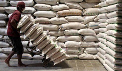 37 Tan Beras Import Dirampas Di Klang
