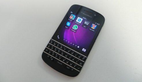 Sedih… WhatsApp Akan Tamatkan Sokongan Pada Blackberry