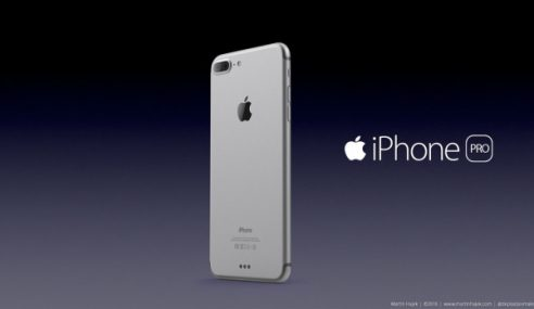 Gambar Dikatakan iPhone 7 'Bocor', Ada Kamera Berkembar